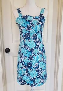 Blue Hawaiian Sundress